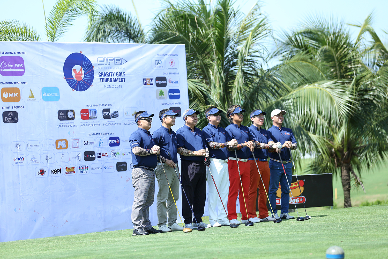 Giải golf từ thiện: CIFE - Charity Golf Tournament 2019
