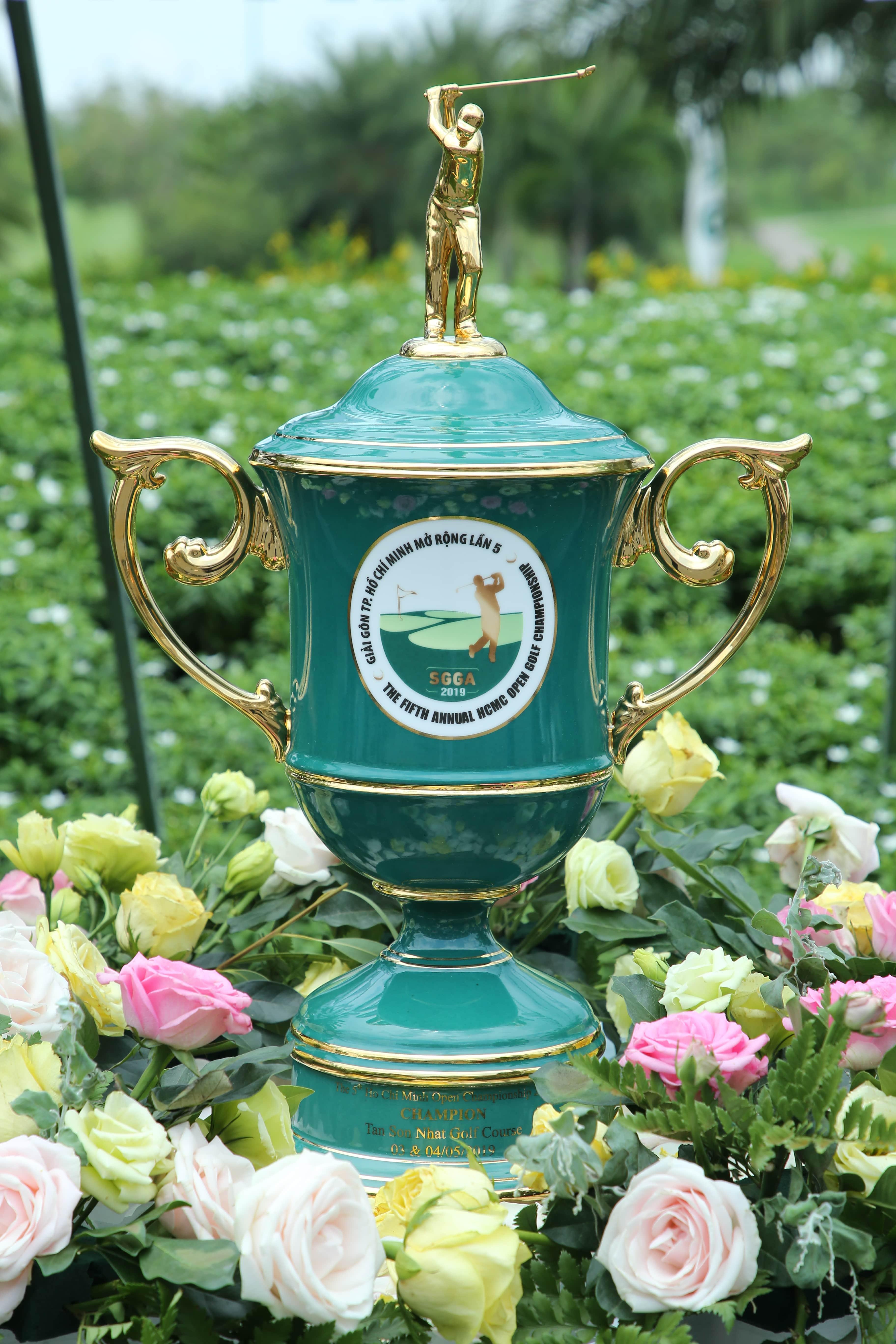 Giải Golf Tp.HCM mở rộng 2019
